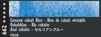 Caran d'Ache Museum Aquarelle Watercolor Pencil Genuine Cobalt Blue