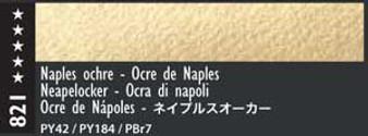 Caran d'Ache Museum Aquarelle Watercolor Pencil Naples Ochre