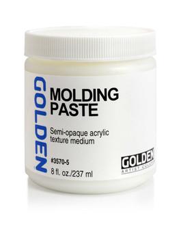 Golden Artist Colors Acrylic Paste: 8oz Molding Paste