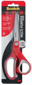 3M Multi-Purpose Scissors 8""