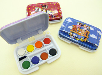 Jack Richeson Mini Watercolor Set 8
