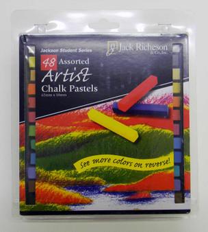 Jackson Chalk Pastel Set of 48 Colors