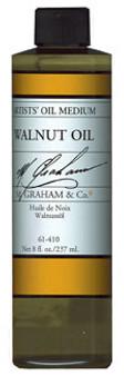 M. Graham Walnut Oil Medium 4oz