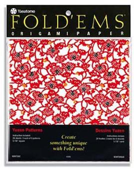 Yasutomo Origami Fold Ems Yuzen