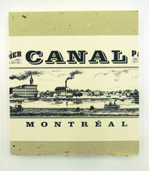 "Saint Armand Canal Pad 9x10"" 60 sheets Mixed Colors"