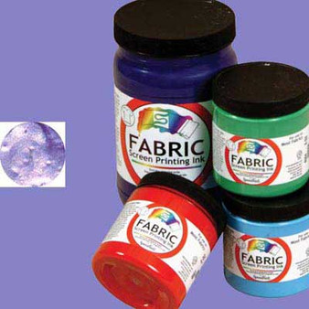 Speedball Screen Ink Fabric 8oz Violet