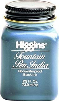 Higgins 723 Fountain Pen India 20z