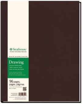 Strathmore 400 Series Recycled Drawing Hardbound Art Journal 11x14