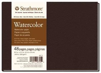 Strathmore 400 Series Watercolor Hardbound Art Journal 8.5x5.5