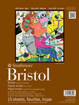 Strathmore Bristol Vellum 400 9x12