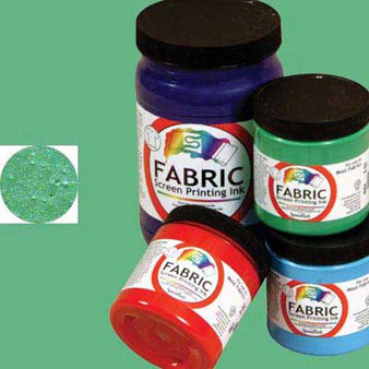 Speedball Screen Ink Fabric Opaque 8oz Emerald