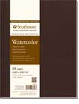 """Strathmore Softcover Watercolor Journal 7.75x9.75"""""""