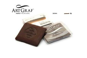 Viarco ArtGraf Watersoluble Tailor Shape Brown