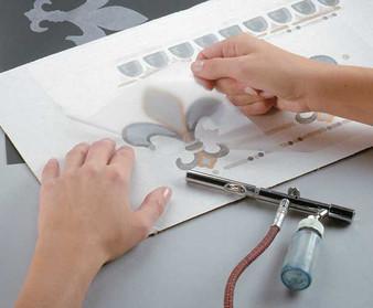 Grafix Matte Frisket Film 18x24 Individual Sheet