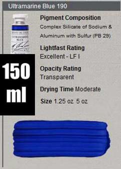 M. Graham Oil 150ml Series 2: Ultramarine Blue