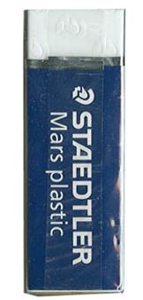 Staedtler White Vinyl Eraser
