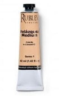 Natural Pigments Rublev Oil Velazquez Medium 50ml