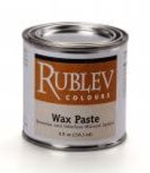 Natural Pigments Rublev Wax Paste 8oz