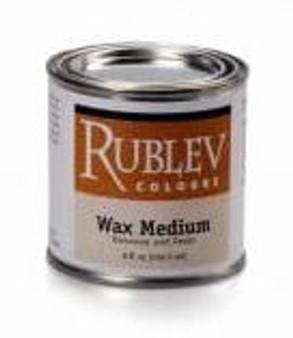 Natural Pigments Rublev Wax Medium 8oz