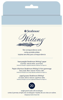 Strathmore Writing Series Flat Cards 4.5x6.25