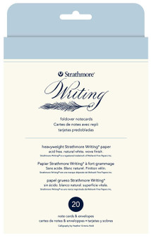 Strathmore Writing Series Folded Cards 4.5x6.25