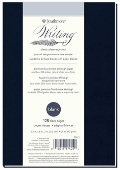 Strathmore Writing Series Softbound Journal 5.5x8.5 Blank