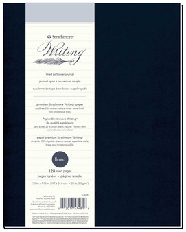 Strathmore Writing Series Softbound Journal 7.75x9.75 Lined