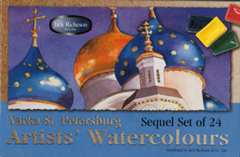 Yarka Saint Petersburg Artists Watercolors 2: Sequel Set