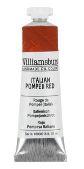 Williamsburg Handmade Oil 37ml Italian Pompeii Red