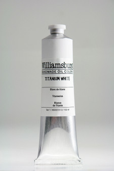 Williamsburg Handmade Oil 150ml Titanium White