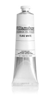 Williamsburg Handmade Oil 150ml Flake White