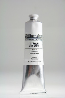 Williamsburg Handmade Oil 150ml Titanium-Zinc White