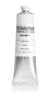 Williamsburg Handmade Oil 150ml Zinc White