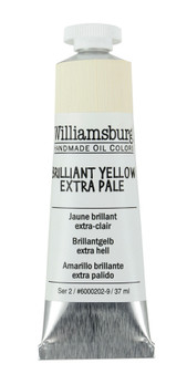 Williamsburg Handmade Oil 37ml Brilliant Yellow Extra Pale