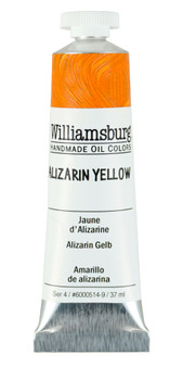 Williamsburg Handmade Oil 37ml Alizarin Yellow