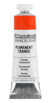 Williamsburg Handmade Oil 37ml Permanent Orange