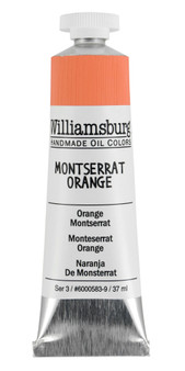 Williamsburg Handmade Oil 37ml Montserrat Orange