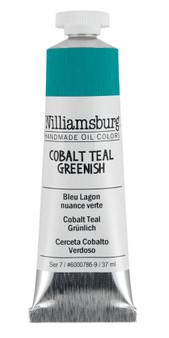 Williamsburg Handmade Oil 37ml Cobalt Teal