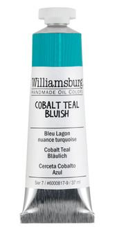 Williamsburg Handmade Oil 37ml Cobalt Teal Deep