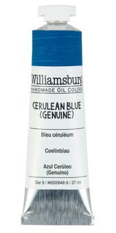 Williamsburg Handmade Oil 37ml Cerulean Blue