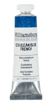 Williamsburg Handmade Oil 37ml Cerulean Blue French