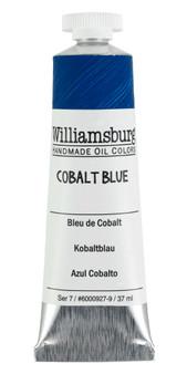 Williamsburg Handmade Oil 37ml Cobalt Blue