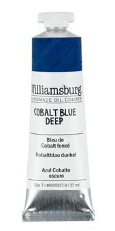 Williamsburg Handmade Oil 37ml Cobalt Blue Deep