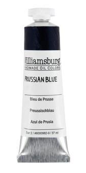 Williamsburg Handmade Oil 37ml Prussian Blue