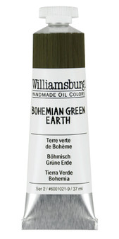 Williamsburg Handmade Oil 37ml Bohemian Green Earth