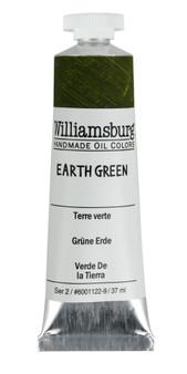Williamsburg Handmade Oil 37ml Earth Green
