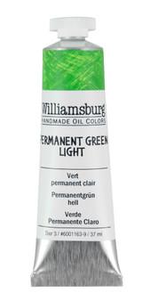 Williamsburg Handmade Oil 37ml Permanent Green Light