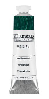 Williamsburg Handmade Oil 37ml Viridian Green