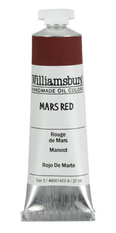 Williamsburg Handmade Oil 37ml Mars Red