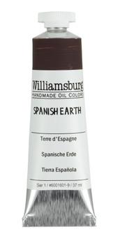 Williamsburg Handmade Oil 37ml Spanish Earth